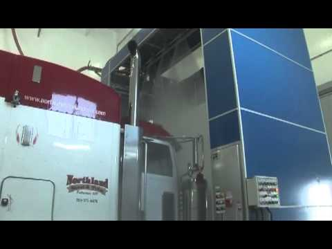 Pseco Automatic Combo Truck Wash System