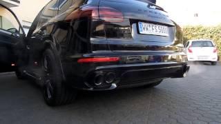 Porsche Cayenne GTS 2015 Videos