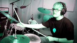 Attempted Fusion -♎- New Wave Society  ♬ Drum Tribute ♪ Drum Cover ♫