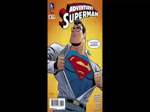 DC Comics   Adventures of Superman   Audiobook