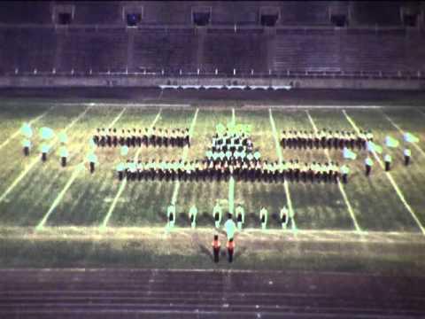 James Bowie High School Marching Band 1977-79, Arlington, Texas