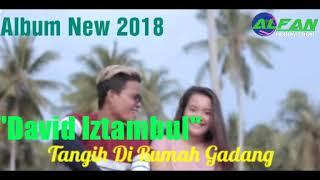 Gambar cover Album New 2018_' David Iztambul_ Tangih Di Rumah Gadang