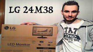 монитор LG 24M38A