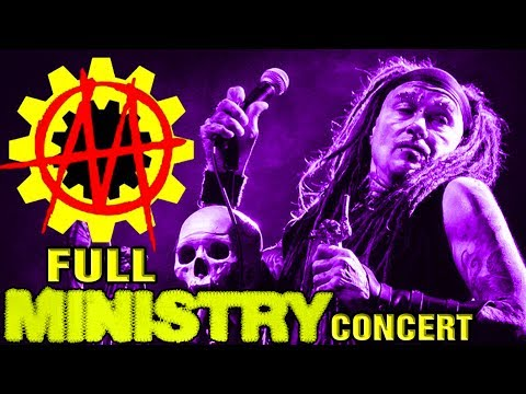MINISTRY - Full Concert in Greece 2017 [Principal - Thessaloniki]