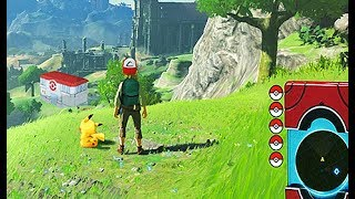Pokemon on Nintendo Switch Revealed!!!