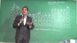 Basic Chemistry 05 Periodic Table Vikram Hap Chemistry Hindi