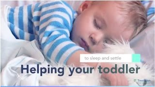 Toddler Sleep Training – How to get your toddler to sleep