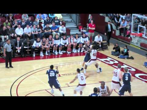 BYU vs Santa Clara Mens Basketball