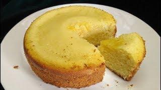 ఒవేన్ లేకుండా రుచికరమైన స్పాంజి కేక్ ను చేయండి ఇలా సులభంగా  || Tasty Sponge Cake Without Oven
