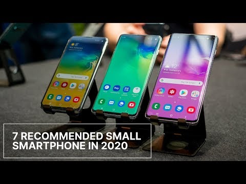7 Recommended Small-Sized Smartphone In 2020