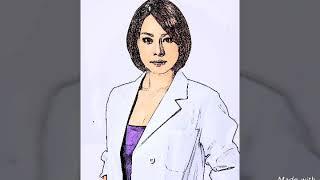 米倉涼子さん。 ドクターXでもかっこよく、綺麗ですね.
