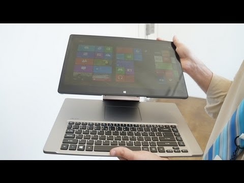 acer aspire r7 the notebook new 2013 youtube