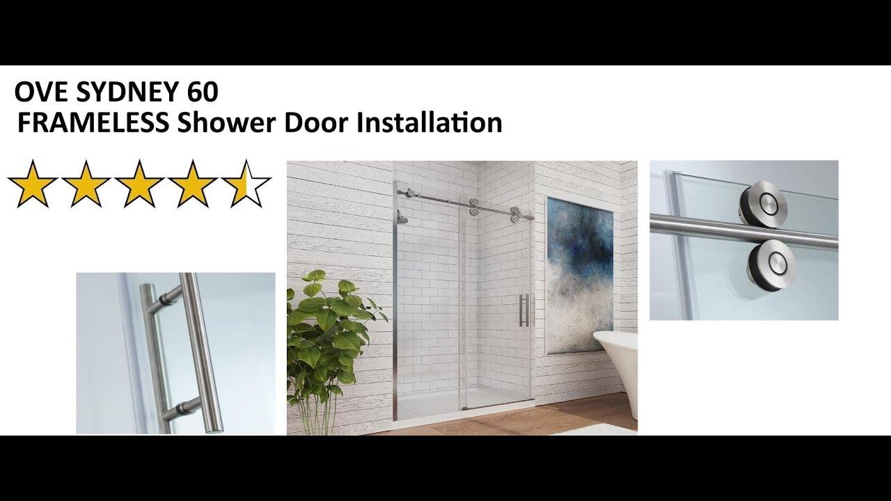 Ove Sydney 60 Shower Door Installation  sc 1 st  YouTube & Ove Sydney 60 Shower Door Installation - YouTube