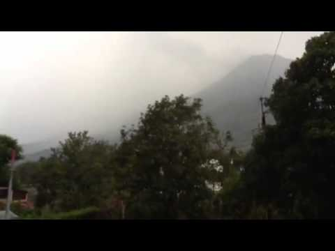 Stormy weather in Guatemala