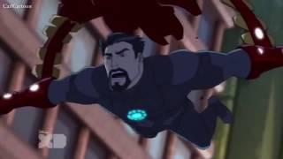 Ironman vs  Thanos    Fight    Avengers Assemble