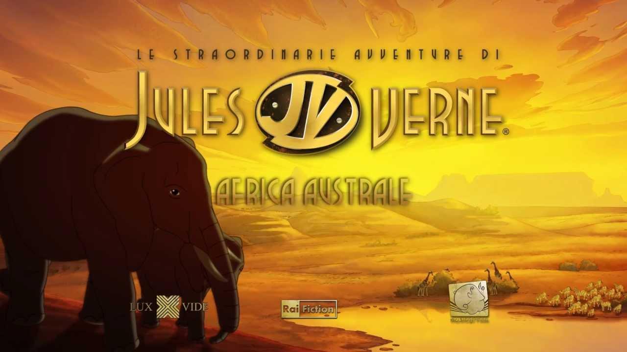 Le straordinarie avventure di jules verne trailer italiano hd