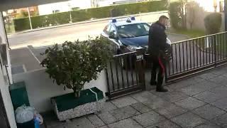 Pronto intervento dei Carabinieri