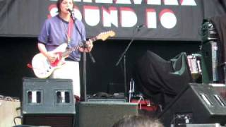 Scout Niblett - Cherry Cheek Bomb live 2010.05.28 @ Primavera Sound, Barcelona