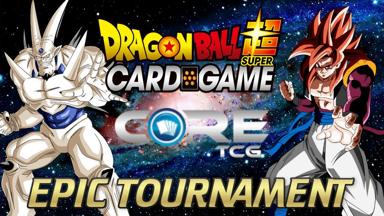 CORE TCG SATURDAY MORNING DBS BATTLES! : TOURNAMENT