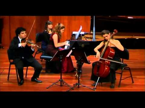 Fr.Schubert - Piano trio op.99 in B dur, 1.Allegro moderato