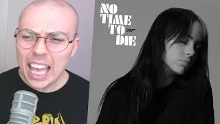 "Baixar Billie Eilish - ""No Time to Die"" TRACK REVIEW"