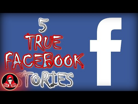 5 TRUE Facebook Scary Stories