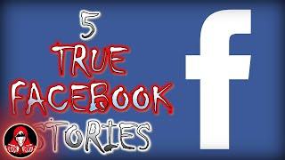 5 TRUE Facebook Scary Stories - Darkness Prevails