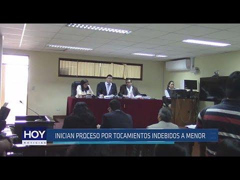 Chiclayo: Inician proceso por tocamientos indebidos a menor
