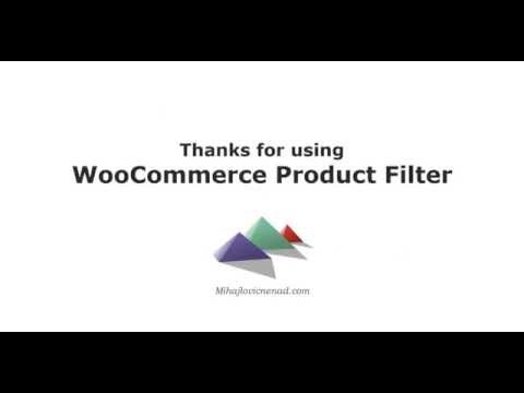 WooCommerce Product Filter Plugin - Full Guide