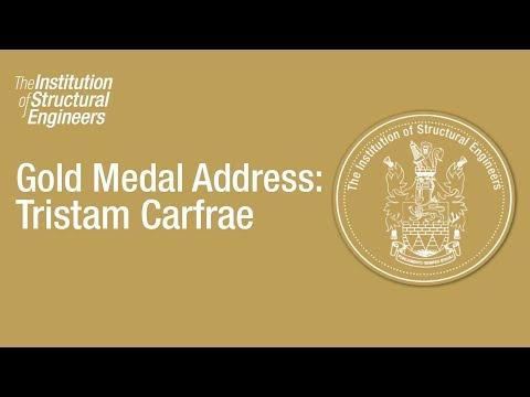 Gold Medal Address 2014: Tristam Carfrae