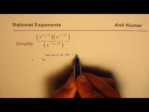 Explore Product and Quotient Rules of Exponents