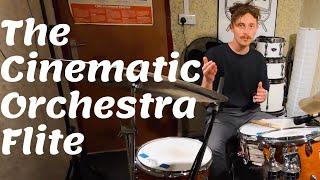 The Cinematic Orchestra - Flite (Luke Flowers) / Beat Breakdown / Drum Lesson