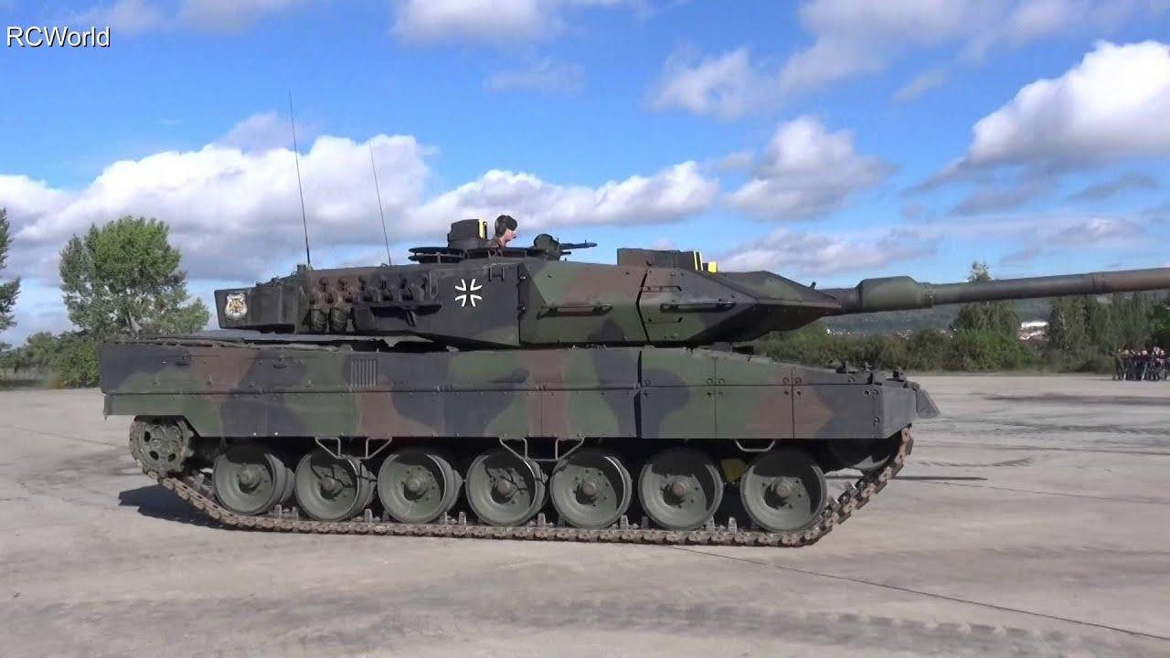 panzer leopard 2 a6 in aktion bundeswehr main battle. Black Bedroom Furniture Sets. Home Design Ideas