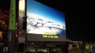 #Zaz #JeVeux #MontBlanc #Copacabana #RockySpirit