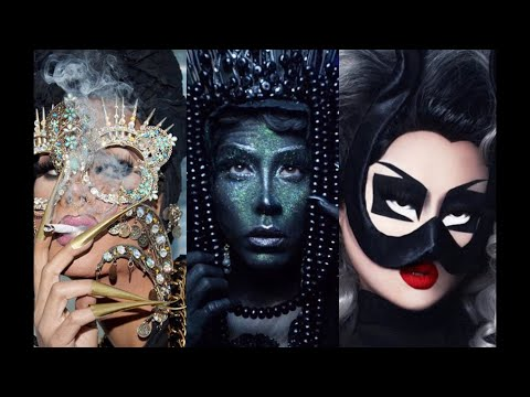 • RuPaul's Drag Race (Behind The Mask) • Seasons 1 - 10 • ( 126 Queens ) • ll Updated ll •