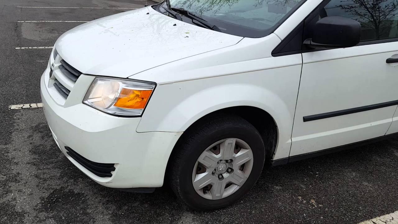 Factory Remote Start For Dodge Grand Caravan 2008