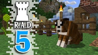 Minecraft R.a.d. - Ep05 Missed 1 To 4 - First Episode... Sort Of.
