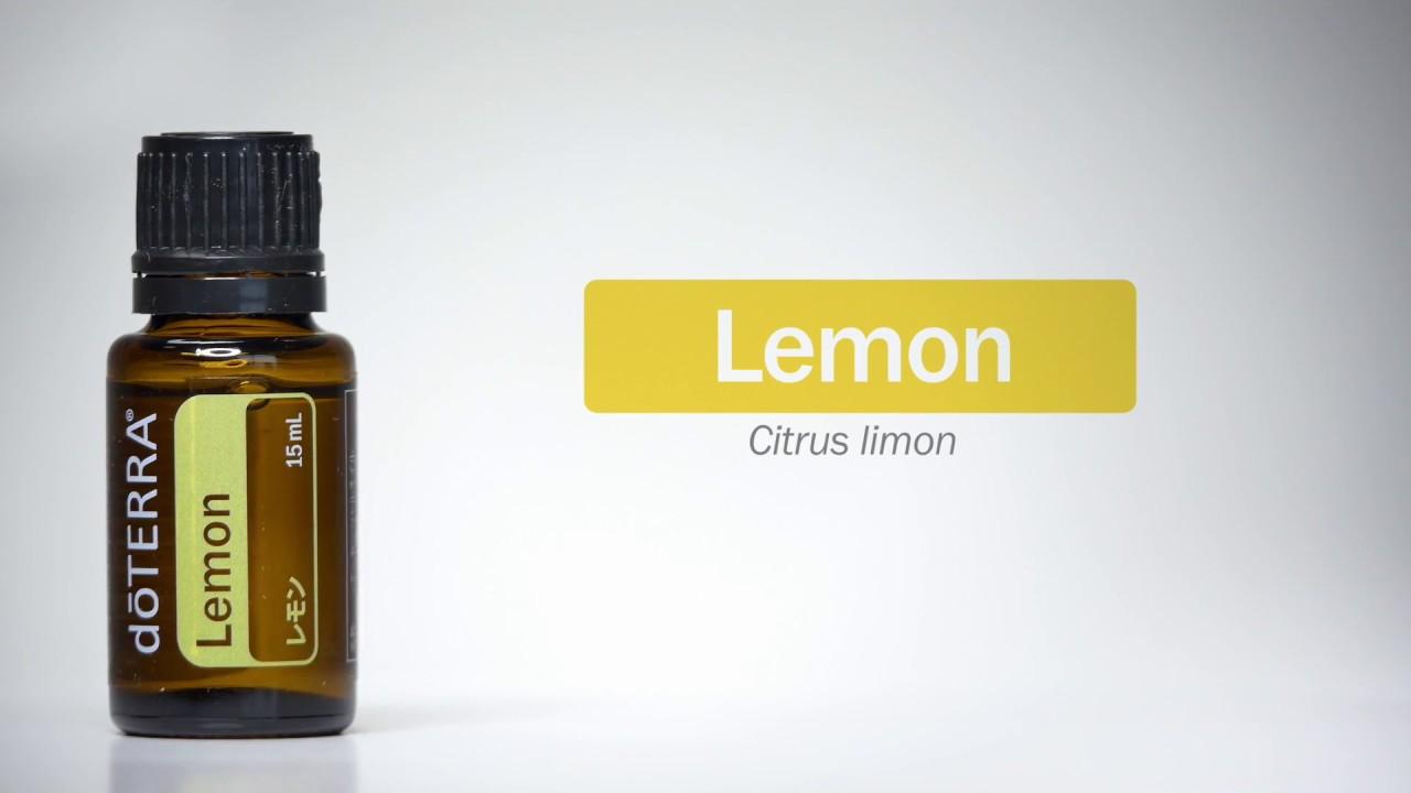 Doterra limón para adelgazar