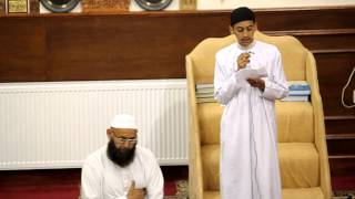 Hassan Mahmood - Mujhe Naik Insan Bana Mere Maula - Queensgate Islamic Center Burnley