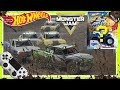 MONSTER JAM MUD RACE VIDEO GAME CHALLENGE with HOT WHEELS MONSTER TRUCKS SURPRISE TREASURE BOX