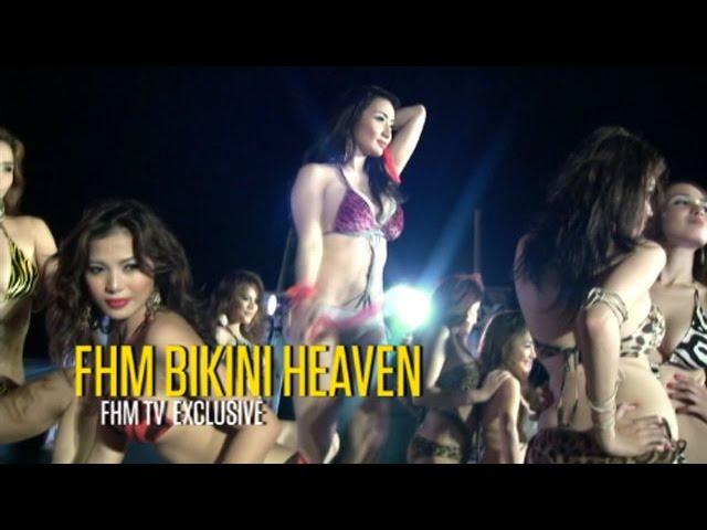 FHM Bikini Heaven