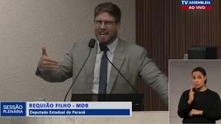 Requião Filho fala sobre perseguição política ao diretor do IFPR de Jacarezinho