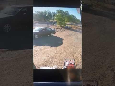 Off duty civil servant attacking a civilian in lassen county Doyle California