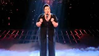 Mary Byrne sings You Don't Have To Say You Love Me - The X Factor Live show 2 (Full Version)