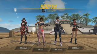 HIGHLIGHT MY TURNAMEN FREE FIRE FLASBACK GYUS