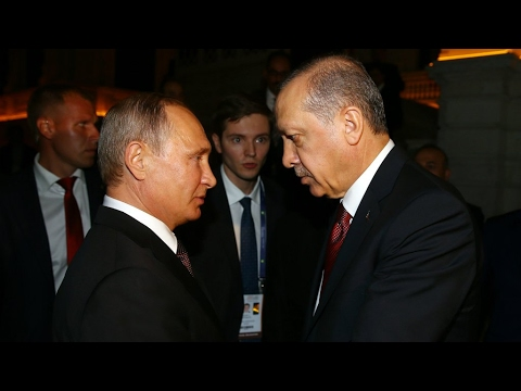 Turkish President Erdogan in Russia: what is at stake?