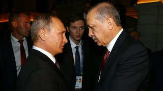 Turkish President Erdogan in Russia  what is at stake?