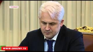Рамзан Кадыров и Муслим Хучиев обсудили инвестиционную привлекательность Грозного