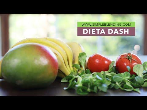 DIETA DASH   Dieta Para Prevenir La Hipertensión   Patrón Dietético Saludable