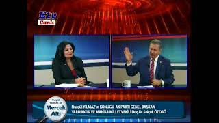 AK Parti Manisa Milletvekili Selçuk Özdağ (08-03-2016) -NURGÜL YILMAZ & www.nurgulyilmaz.com Video